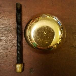 Brass Door Knocker Strike Plate