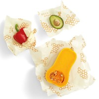 Bee's Wrap®  Set / 3 Assorted Sized Wraps - Small. Medium & Large