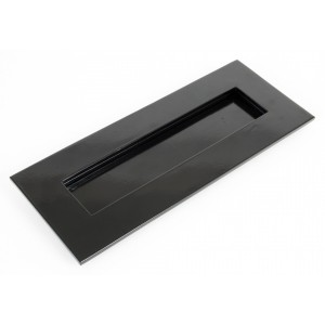 Black - Small Letter Plate - Anvil 33056