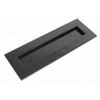 Black - Large Letter Plate - Anvil 33226