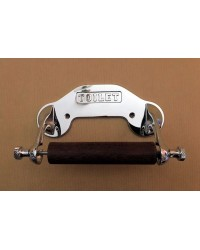 Toilet Roll Holder - Chrome Plate
