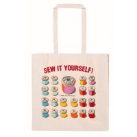 Cotton Bag - Sew It Yourself