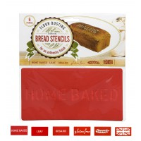 Bread Stencils - Set/6