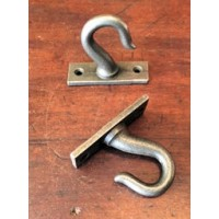 Ceiling Hook - Cast Iron - 75mm