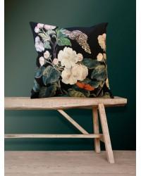 Velvet Cushion 'Apple Blossom' 50 x 50 cm