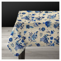 Blue Story – Table Cloth - 1.5 x 2m