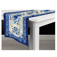 Blue Story – Table Runner - 45 x 175cms