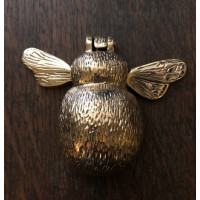 Bee Door Knocker - Brass