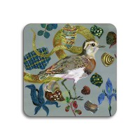 Birds in the Dunes Coaster - Caspian Plover
