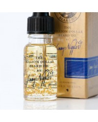 'Captain Fawcett Ltd' - Jimmy Niggles Million Dollar Beard Oil - 10ml
