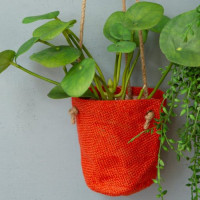 Pot Holder - Jute - Small – 4 Colours