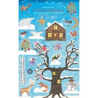 Advent Calendar - Christmas Treehouse - Pop & Slot
