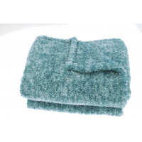 Cosy Cloud Throw - Teal
