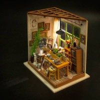 DIY Craft Kit - Build Your Own Mini Art Studio