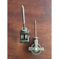 Pulley -  Cast Iron - Double