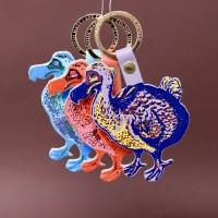 Key Fob - Dodo