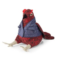 Animal Doorstops - Gordon The Grouse