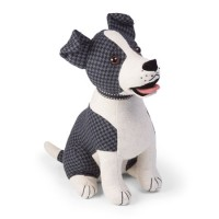 Animal Doorstop - Jess The Border Collie
