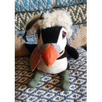 Animal Doorstop - Pippin Puffin