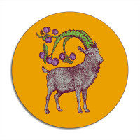 Puddin'Head Placemat – Goat