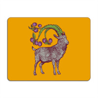 Puddin'Head Table Mat – Goat
