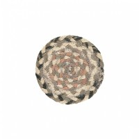 Braided Coasters - Granite - Set/6