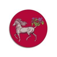 Puddin'Head Coaster – Horse