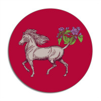 Puddin'Head Placemat – Horse