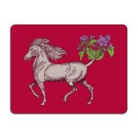 Puddin'Head Table Mat – Horse