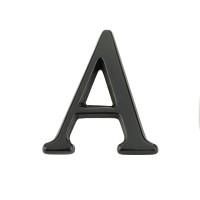 Pin Fix Letters - Dark Bronze Finish – 50mm