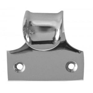 Sash Lift - Pressed - Polished Chrome or Polished Brass