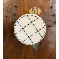 Kayba Ceramic Cupboard Knob - Patchwork