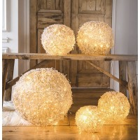 LED Beaded Ball - Large