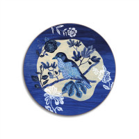 Blue Story – Lady Golden Oriole Coaster