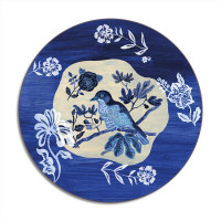 Blue Story – Lady Golden Oriole Placemat
