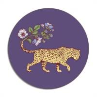 Puddin'Head Placemat – Leopard