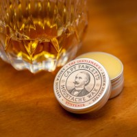 'Captain Fawcett' Ltd - Gentleman's Stiffener Malt Whisky Moustache Wax - 15ml