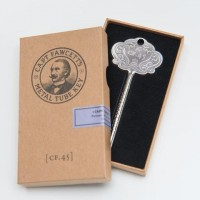 'Captain Fawcett' Ltd - Metal Tube Key