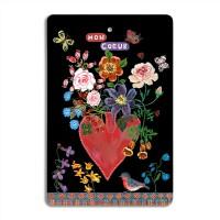 Mon Coeur Tree Cutting Board - Nathalie Lété - 20cm x 30cm