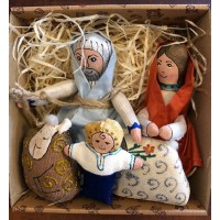 Nativity Set - 4 Piece