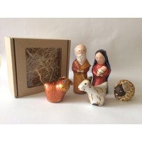 Nativity Set - 5 Piece