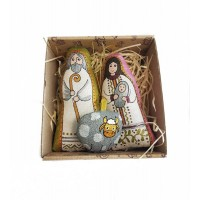 Nativity Set - 3 Piece