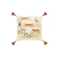 Nomad Masai Cushion - Applique