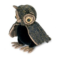 Paperweight - Lord Oliver Wise Junior - Owl