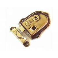 Cromwell Brass Rim Latch