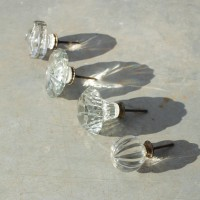 Ikassa Glass Knob - 4 Designs