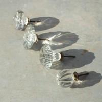 Ikassa Glass Knob - 4 Designs