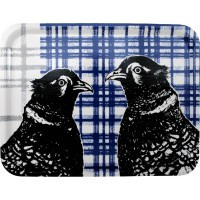 Ary Tray - Sam Pickard - Moorland Pheasant - Rectangular