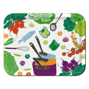 Ary Tray - Tina Backman - Greenstuff - Rectangular
