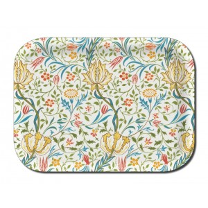 Ary Tray - V & A Museum - William Morris - Flora - Rectangular - Small